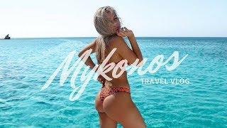TRAVEL DIARIES: Mykonos | Chloe Szep