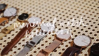 Minimal/Simple Style Watch Collection | Gemary
