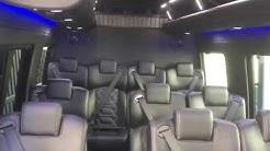 Mercedes Sprinter Shuttle - 12 Passengers