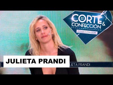 """Corte y confección - Programa 09/08/19 - Desafío """"Julieta Prandi"""""""