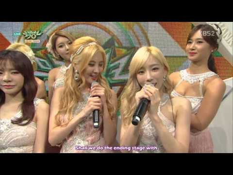 [ENG SUB] 150911 SNSD Girls Generation 'Lion Heart' Interview