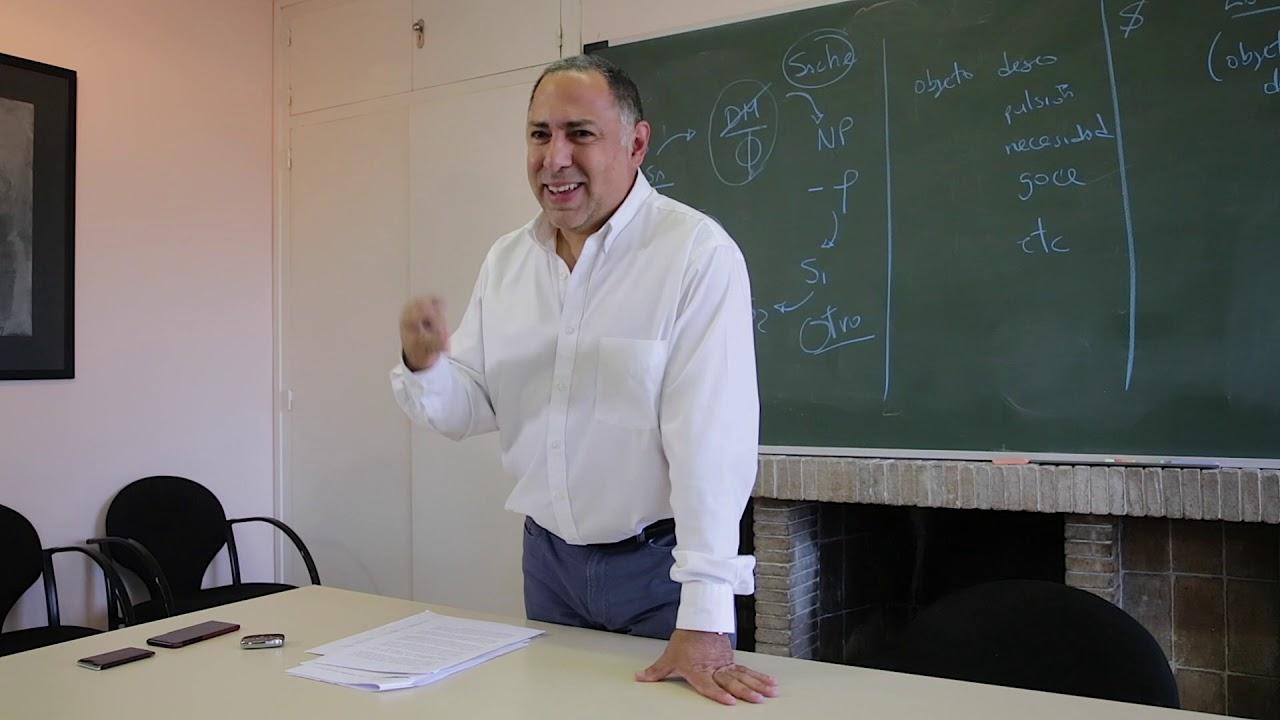 Curso Filosofía y Psicoanálisis-6. Alfonso Herrera. Apertura. Barcelona. fda954b633337
