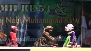 Gambar cover FULL NGAPAK Wayang Golek Lucu   Ki Entus Susmono Terbaru 2015   Part 2  3   YouTube
