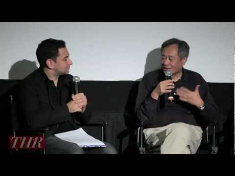 Ang Lee and the Team Behind 'Life of Pi'