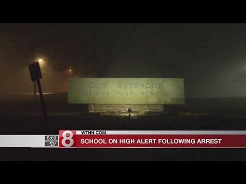 PD: Old Saybrook teen arrested for concerning behavior