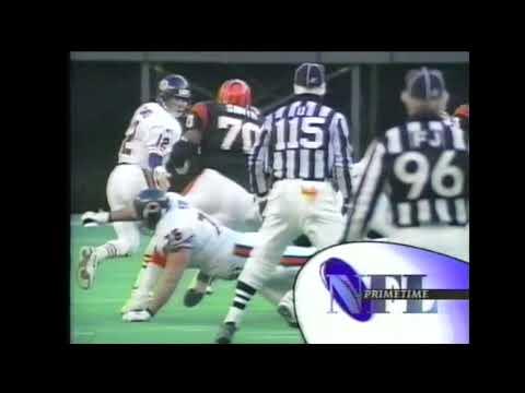 NFL Primetime, Week 15 of 1995 season