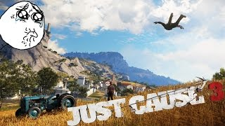 Vídeo Just Cause 3