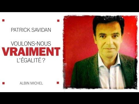 Inégalités et faiblesse de la volonté - Patrick Savidan (France Culture, 2015)
