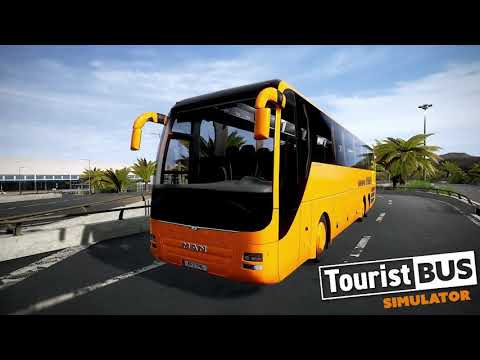Tourist bus simulator - But you can steal cars?!  