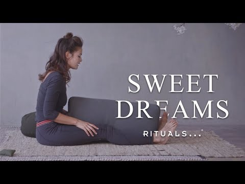 Sweet dreams guaranteed - Yoga for evening - Yoga with Rituals
