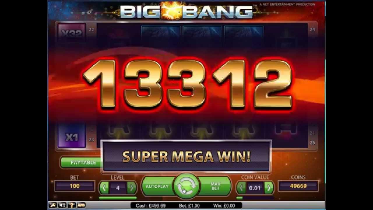 netent slot big win