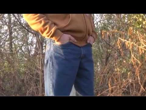 Carhartt B17 Denim Work Jeans
