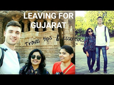 Travelling to Gujarat | Travel tips and essentials | Indian Travel vlogger