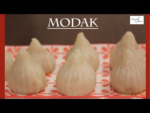 Modak | How To Make Traditional Modak Sweet | Ganesh Chaturthi Festival | Simply Jain