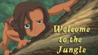 Jocul Copilariei | Tarzan !