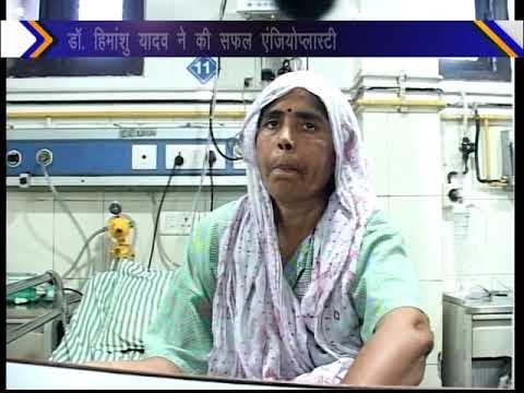 Successful Heart Valve Operation By Angioplasty By Dr. Himanshu Yadav Agra Gastroenterologist #Gastroenterology