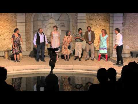 As it is in heaven door Toneelvereniging Premiere