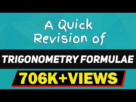 Amazing Tricks to Understand Trigonometry Formulae  Basic Trigonometry    Math   Letstsute