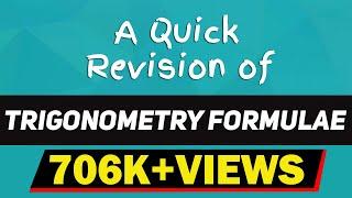 Amazing Tricks to Understand Trigonometry Formulae |Basic Trigonometry |  Math | Letstsute