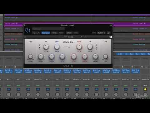 Komplete 201: Komplete's Mixing Plugins - 6. Solid EQ the Beats