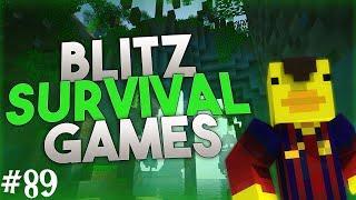 Hypixel Blitz Survival Games Ep. 89!! SPELE IX+HORSE IX!!