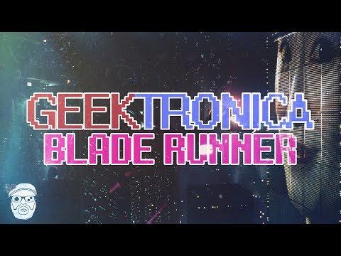 Blade Runner  End Titles  S Y N T H W A V E  C O V E R