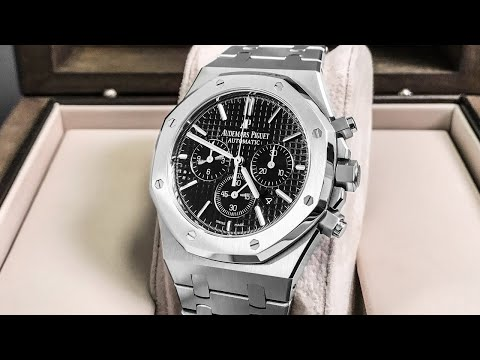 Audemars Piguet Royal Oak Chronograph – 41MM AP Chrono Review