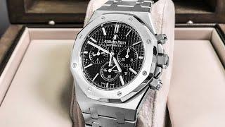 Audemars Piguet Royal Oak Chronograph – 41MM AP Chrono Review