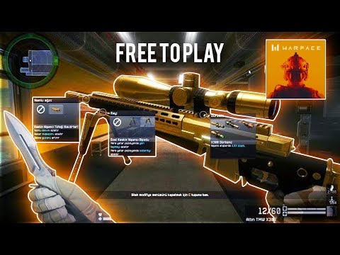 A FREE CALL OF DUTY! - The Best FREE TO PLAY FPS On PS4 - (WARFACE) thumbnail