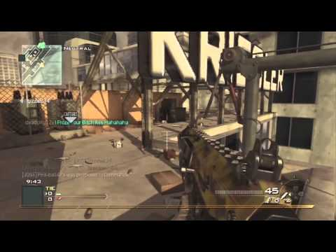 Mw2 2013 Global Thermo Nuclear War Online Match With BIG XP
