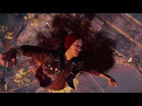 I HAVE THE POWER // inFAMOUS Second Son inFAMOUS Version Part 3