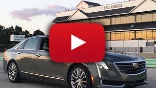 2016 Cadillac CT6 2.0T: Reimagining American Luxury, Again