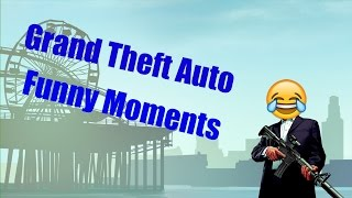 Grand Theft Auto 5 | Funny Moments