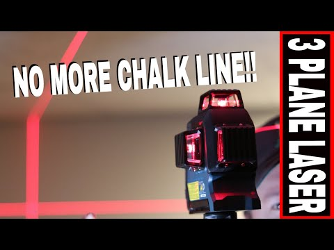 bosch-360°-3-plane-self-leveling-laser-level-gll3-300---tool-review-tuesday!