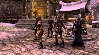 The Elder Scrolls Online — Геймплей-интервью с разработчиками [RUS]