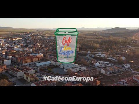 Café con Europa 2020 - Calamocha