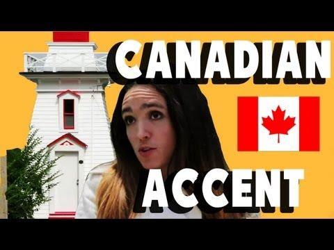 How to speak Canadian (Nova Scotian accent)