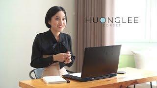 Ngồi Văn Phòng 8 Tiếng Mà Vẫn Giữ Được Dáng Đẹp | HUONGLEE