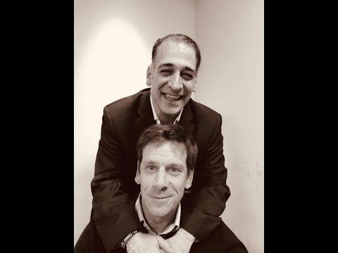 AMA PARKGENE ICO -  CEO Ilias Hatzis and CFO, Nikolas Skarlatos