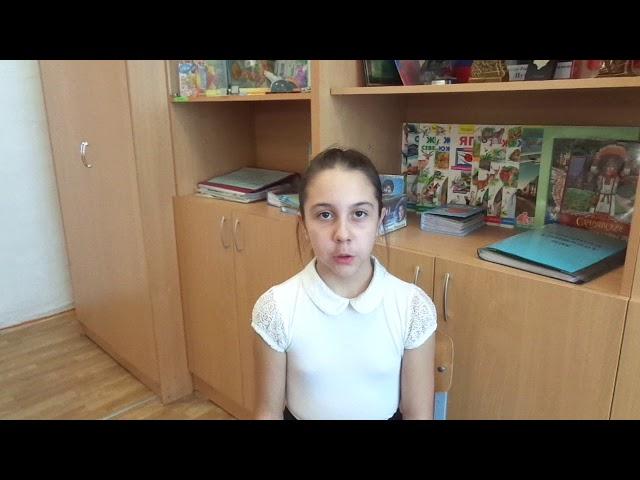 Изображение предпросмотра прочтения – ДарьяОрлова читает произведение «Для тёплых слов не нужен повод» Н.Стрелковой