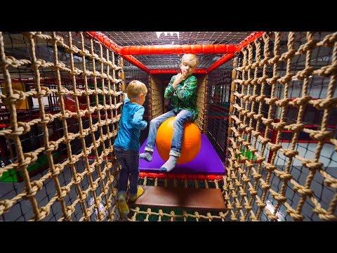 Randiz Indoor Playground for Kids (family fun play center) part 1 of 2
