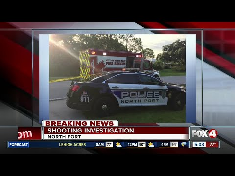 North Port shooting investigation
