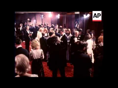 Royal Film Premiere - In Colour - 1974