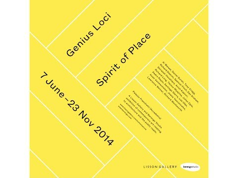 Genius Loci - Spirit of Place
