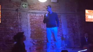 Sam McCool performs in Mexico City