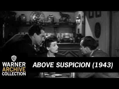 Above Suspicion (Original Theatrical Trailer)