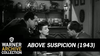 Above Suspicion (Original Theatrical Trailer)