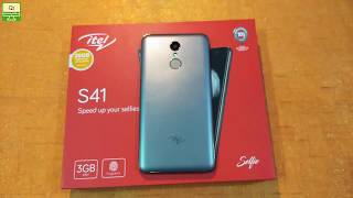 [Hindi] itel S41 Cool Features And Detail Review