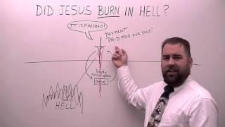 Did Jesus Burn in Hell?