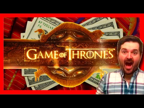 Game of Thrones Slot Machine Live Stream W/ SDGuy1234 - 동영상